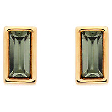 Buy Cachet Rose Vintage Brick Earrings, Gold Online at johnlewis.com