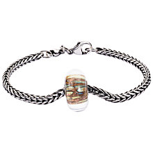 Buy Trollbeads Discover Magic Bracelet, Silver Online at johnlewis.com
