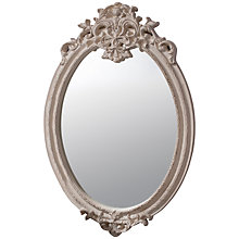 Buy Valmont Mirror, Cream, 104 x 63cm Online at johnlewis.com