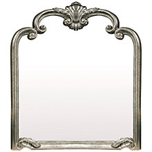 Buy Palazzo Mirror,Silver, 104 x 104cm Online at johnlewis.com