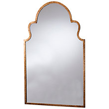 Buy Algiers Wall Mirror, Gold Finish, 106 x 68.5cm Online at johnlewis.com