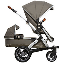 Buy Joolz Geo Duo Pushchair with Carrycot, Elephant Grey Online at johnlewis.com