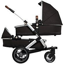 Buy Joolz Geo Twin Pushchair with Carrycot, Hippo Online at johnlewis.com