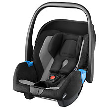Buy Recaro Privia Group 0+ Baby Car Seat, Graphite Online at johnlewis.com
