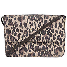 Buy John Lewis Leopard Pepple Animal Crossbody Bag Online at johnlewis.com