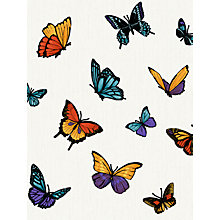 Buy Julien MacDonald by Graham & Brown Flutterby Wallpaper Online at johnlewis.com