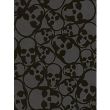 Buy Barbara Hulanicki by Graham & Brown Skulls Wallpaper Online at johnlewis.com
