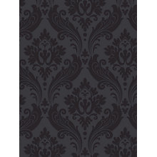 Buy Graham & Brown by Kelly Hoppen Vintage Flock Wallpaper Online at johnlewis.com