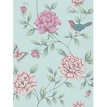 Buy Graham & Brown Monsoon Isabelle Wallpaper Online at johnlewis.com