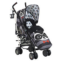 Buy Cosatto Supa Stroller, Racoon Riot Online at johnlewis.com