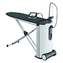 Buy Miele FashionMaster Ironing, 1-2-Lift-System, Lotus White Online at johnlewis.com