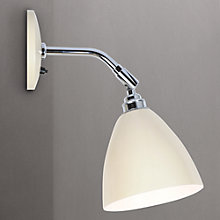 Buy Original BTC Task Short Wall Light Online at johnlewis.com