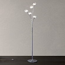Buy John Lewis Claire Beaded 5 Light Floor Lamp Online at johnlewis.com