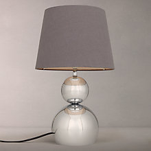 Buy John Lewis Arthur Touch Table Lamp Online at johnlewis.com