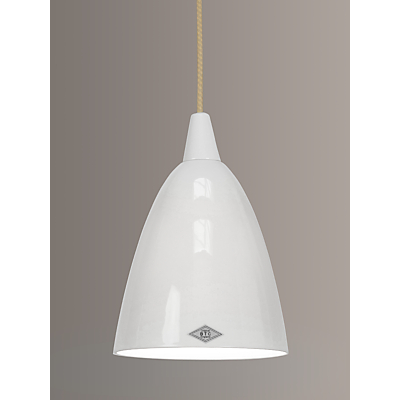 Original BTC Hector Ceiling Light, Natural
