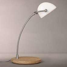 Buy John Lewis Belfort Banker Table Light Online at johnlewis.com