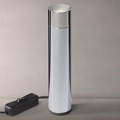 John Lewis Ion LED Uplighter, Chrome