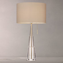 Buy John Lewis Lucielle Crystal Table Lamp Online at johnlewis.com