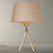 Buy John Lewis Wilfred Tripod Table Lamp Online at johnlewis.com