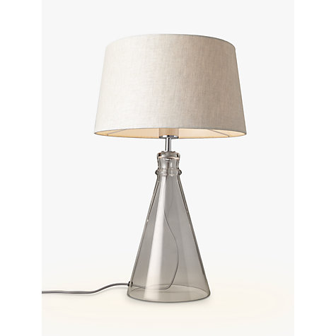 John lewis croft collection abel glass bell table lamp john lewis