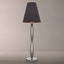 Buy John Lewis Lustre Glass Table Light Online at johnlewis.com