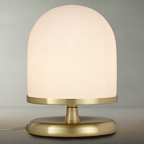Buy John Lewis Pod Table Lamp Satin Brass
