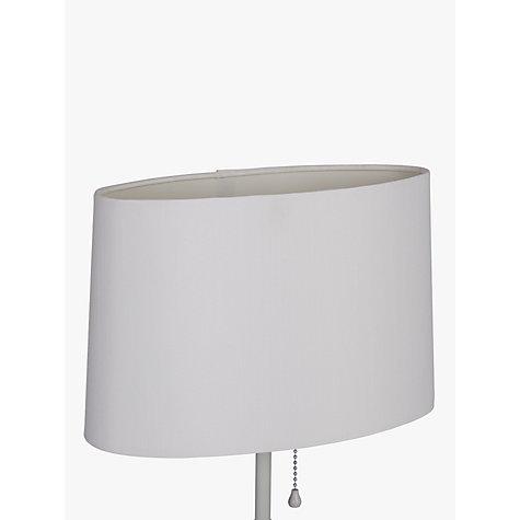 Buy John Lewis Isabel Tall Table Lamp Grey