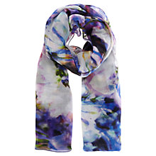 Buy Karen Millen Floral Scarf, Multi Online at johnlewis.com