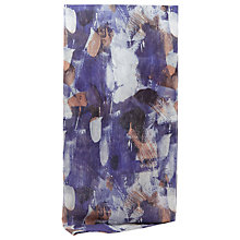Buy Reiss Ritzy Paint Scarf, Serpentine Online at johnlewis.com