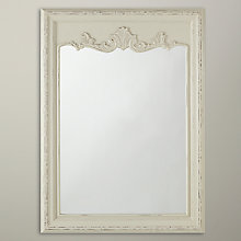 Buy John Lewis Handcarved Maison Wall Mirror, 90 x 65cm Online at johnlewis.com