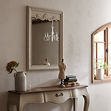 Buy John Lewis Handcarved Maison Mirror Range Online at johnlewis.com