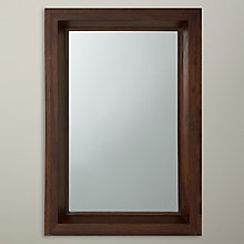 Buy John Lewis Maharani Rectangular Wall Mirror, 82 x 56cm Online at johnlewis.com