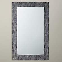 Buy John Lewis Bone Wall Mirror, 97 x 61cm Online at johnlewis.com