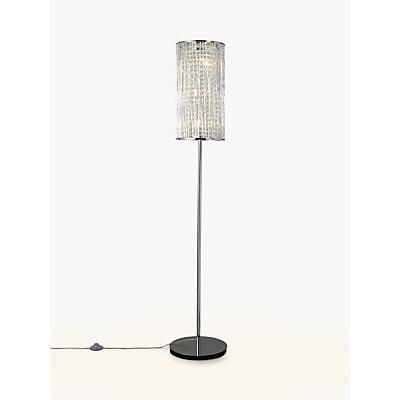 John Lewis Emilia Crystal Drum Floor Lamp