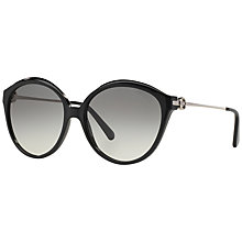 Buy Michael Kors MK6005 Oval Sunglasses Online at johnlewis.com