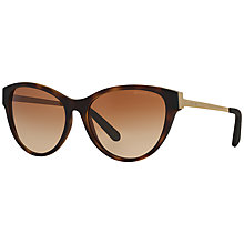 Buy Michael Kors MK6014 Punte Arenas Cat's Eye Sunglasses Online at johnlewis.com