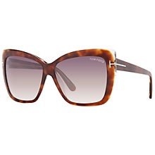 Buy TOM FORD FT0390 Irina Sunglasses Online at johnlewis.com