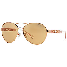 Buy Michael Kors MK5003 Cagliari Sunglasses Online at johnlewis.com