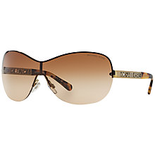 Buy Michael Kors MK5002 Grand Canyon Sunglasses, Brown Online at johnlewis.com
