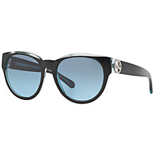 Buy Michael Kors MK6001B Bermuda Sunglasses, Black Online at johnlewis.com