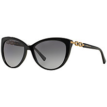 Buy Michael Kors MK2009 Gstaad Polarised Cat's Eye Sunglasses Online at johnlewis.com