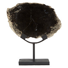 Buy Libra Petrified Decorative Sculpture, Large Online at johnlewis.com