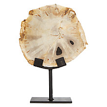 Buy Libra Petrified Decorative Sculpture, Small Online at johnlewis.com