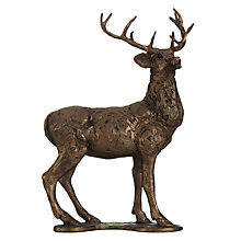 Buy Frith Stag Sculpture, Small Online at johnlewis.com