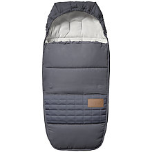 Buy Joolz Day Quadro Footmuff, Blue Online at johnlewis.com