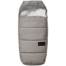 Buy Joolz Day Studio Footmuff, Graphite Online at johnlewis.com