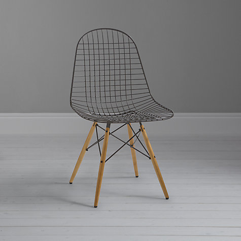buy vitra eames dkw wire chair john lewis. Black Bedroom Furniture Sets. Home Design Ideas