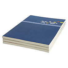 Buy John Lewis A5 Notebooks, Set of 3 Online at johnlewis.com