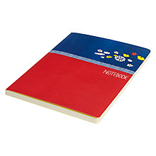 Buy John Lewis A4 Soft Bound Notebook Online at johnlewis.com