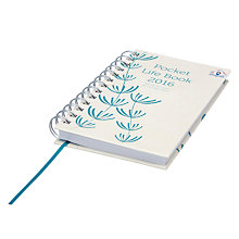 Buy Organised Mum 2016 Life Book, Pocket Online at johnlewis.com